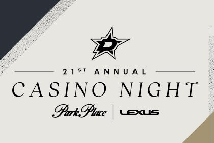More Info for Dallas Stars Casino Night