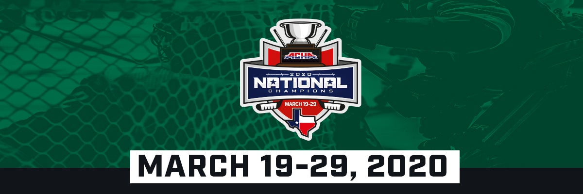 CANCELLED: 2020 ACHA NATIONAL CHAMPIONSHIPS