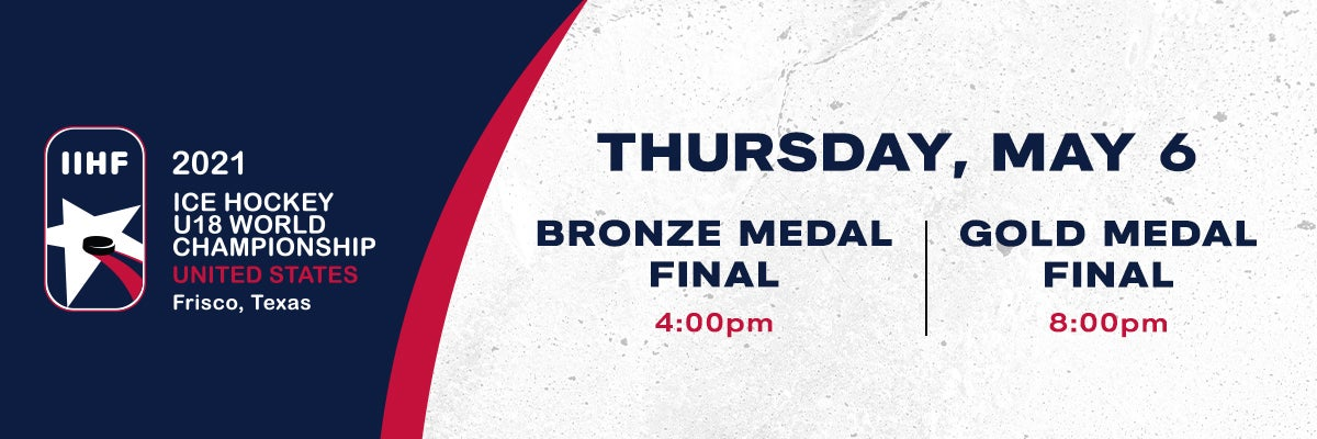 IIHF- Medal Round Games