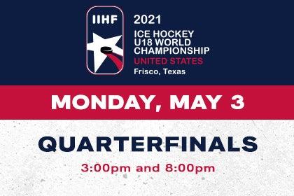 More Info for IIHF- Quarterfinals