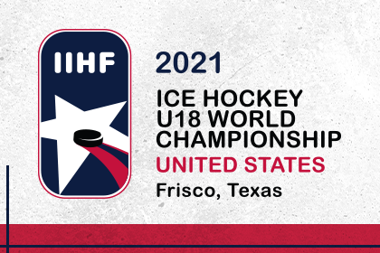 More Info for DALLAS STARS, USA HOCKEY, IIHF ANNOUNCE SCHEDULE FOR 2021 IIHF UNDER-18 MEN'S WORLD CHAMPIONSHIP