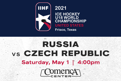 More Info for RUS vs CZE