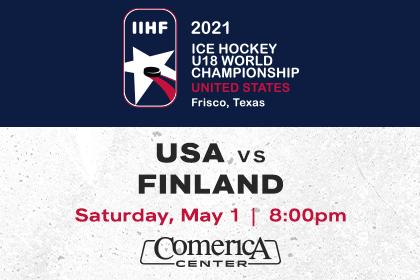 More Info for USA vs FIN