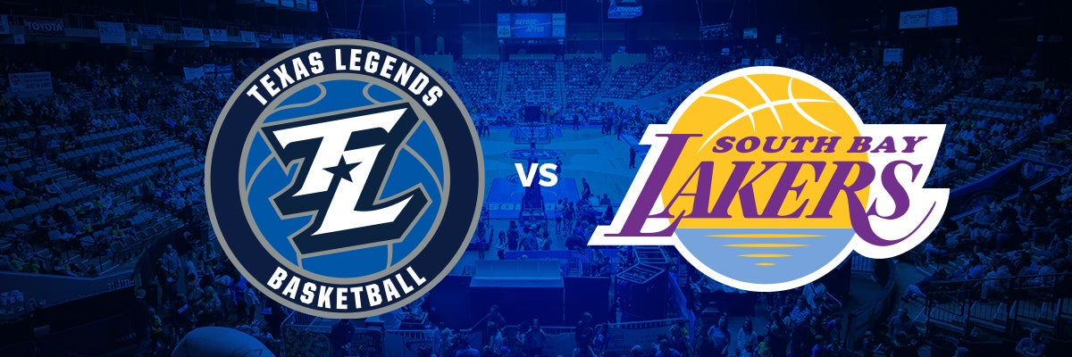Texas Legends vs South Bay Lakers