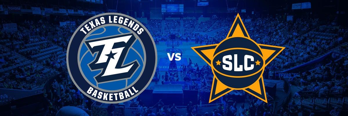 Texas Legends vs Salt Lake City