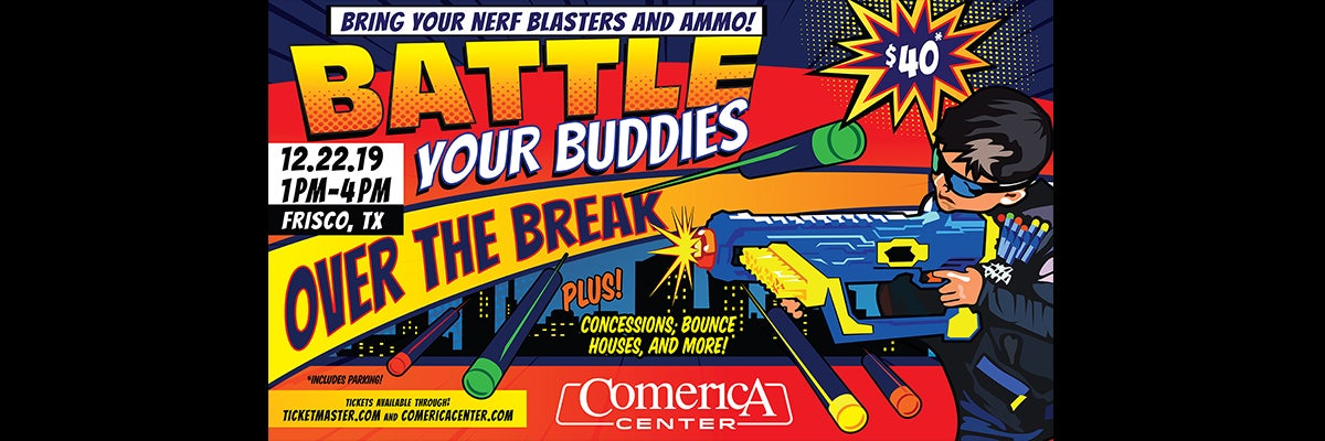 Battle Your Buddies Over The Break
