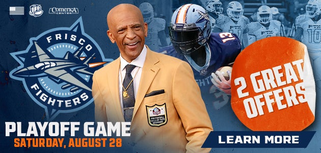More Info for  Playoff Football & Saluting Drew Pearson