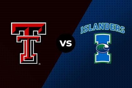 More Info for Texas Tech vs Texas A&M - Corpus Christi