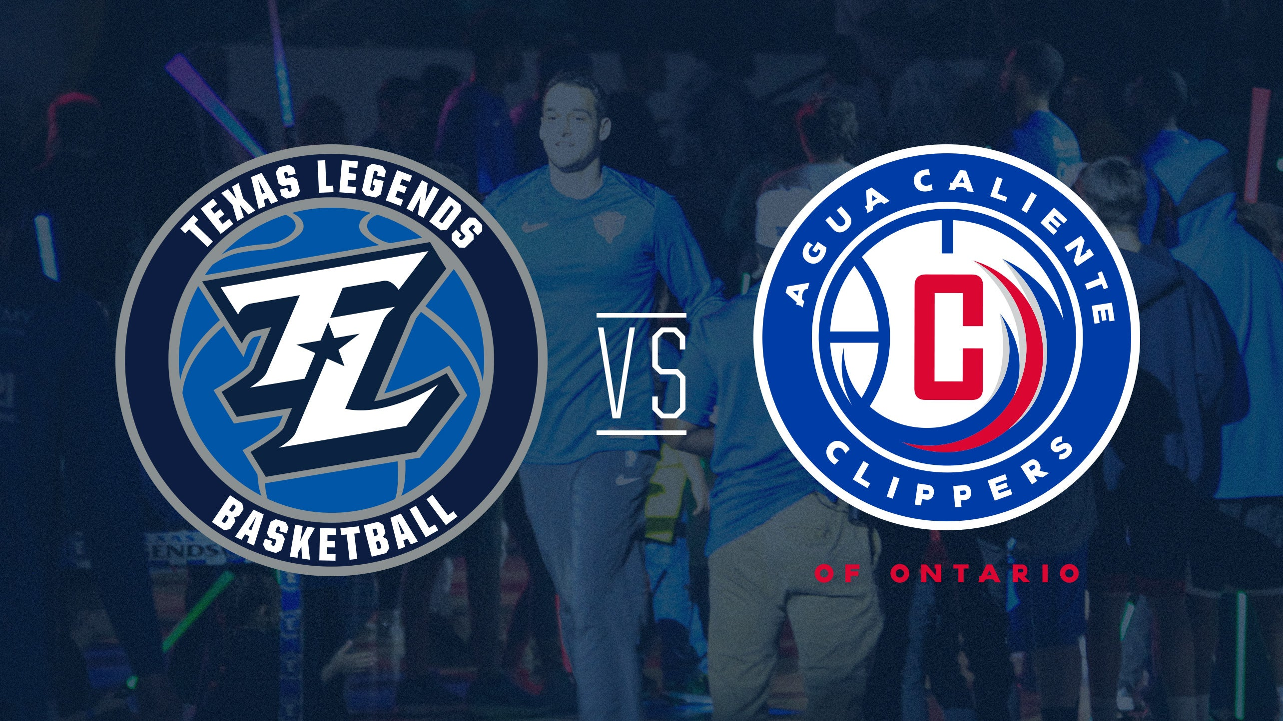 Texas Legends vs Agua Caliente Clippers of Ontario