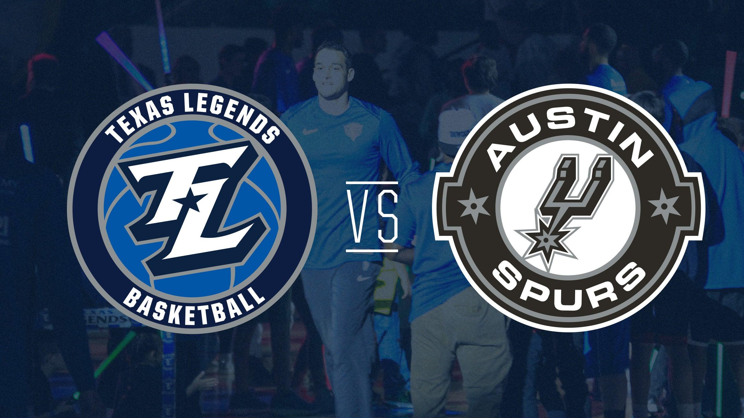 Texas Legends vs Austin Spurs