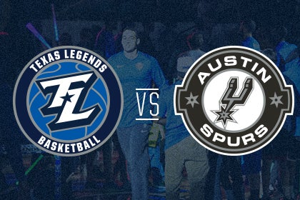 More Info for Texas Legends vs Austin Spurs