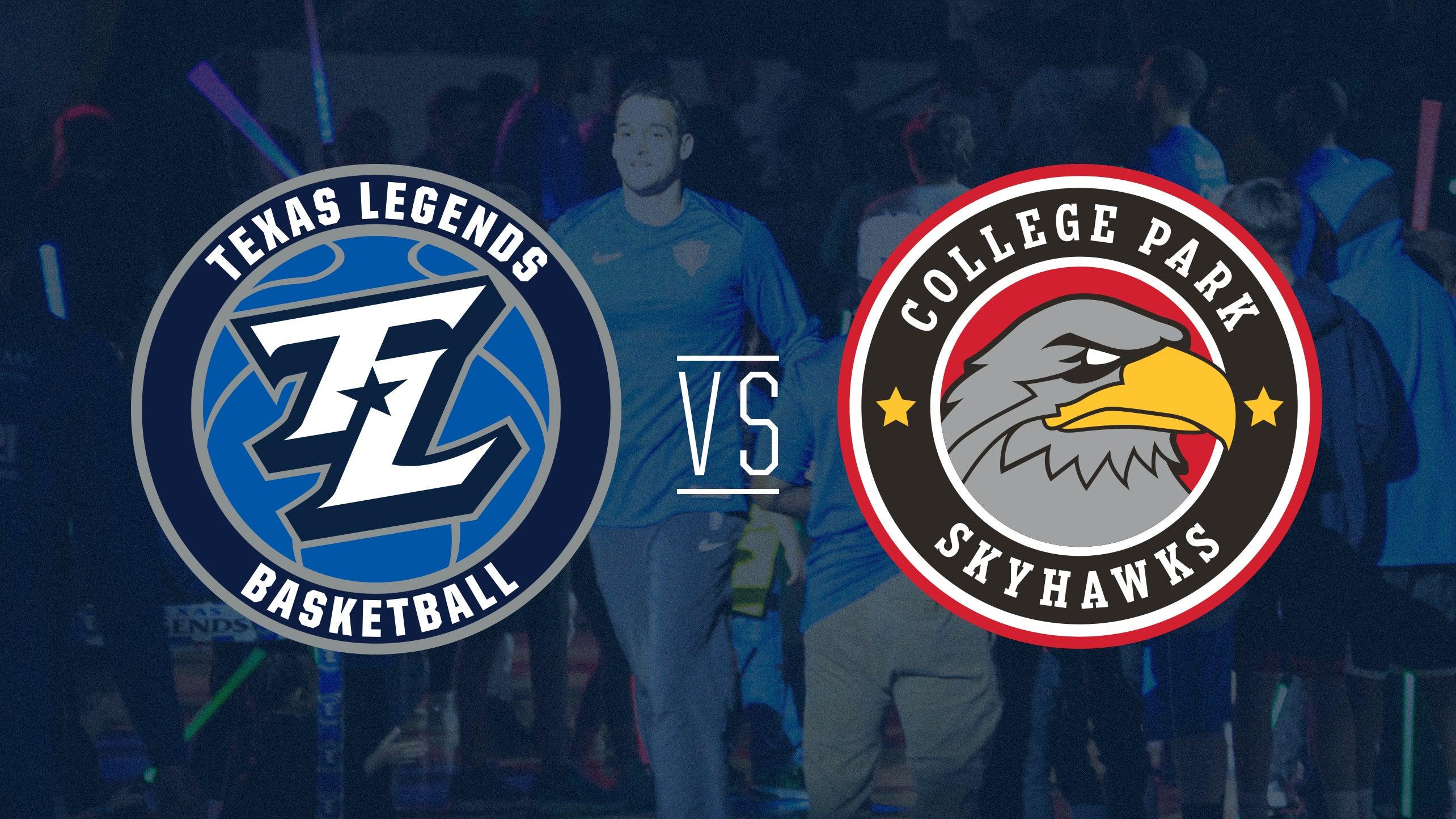 Texas Legends vs College Park Skyhawks