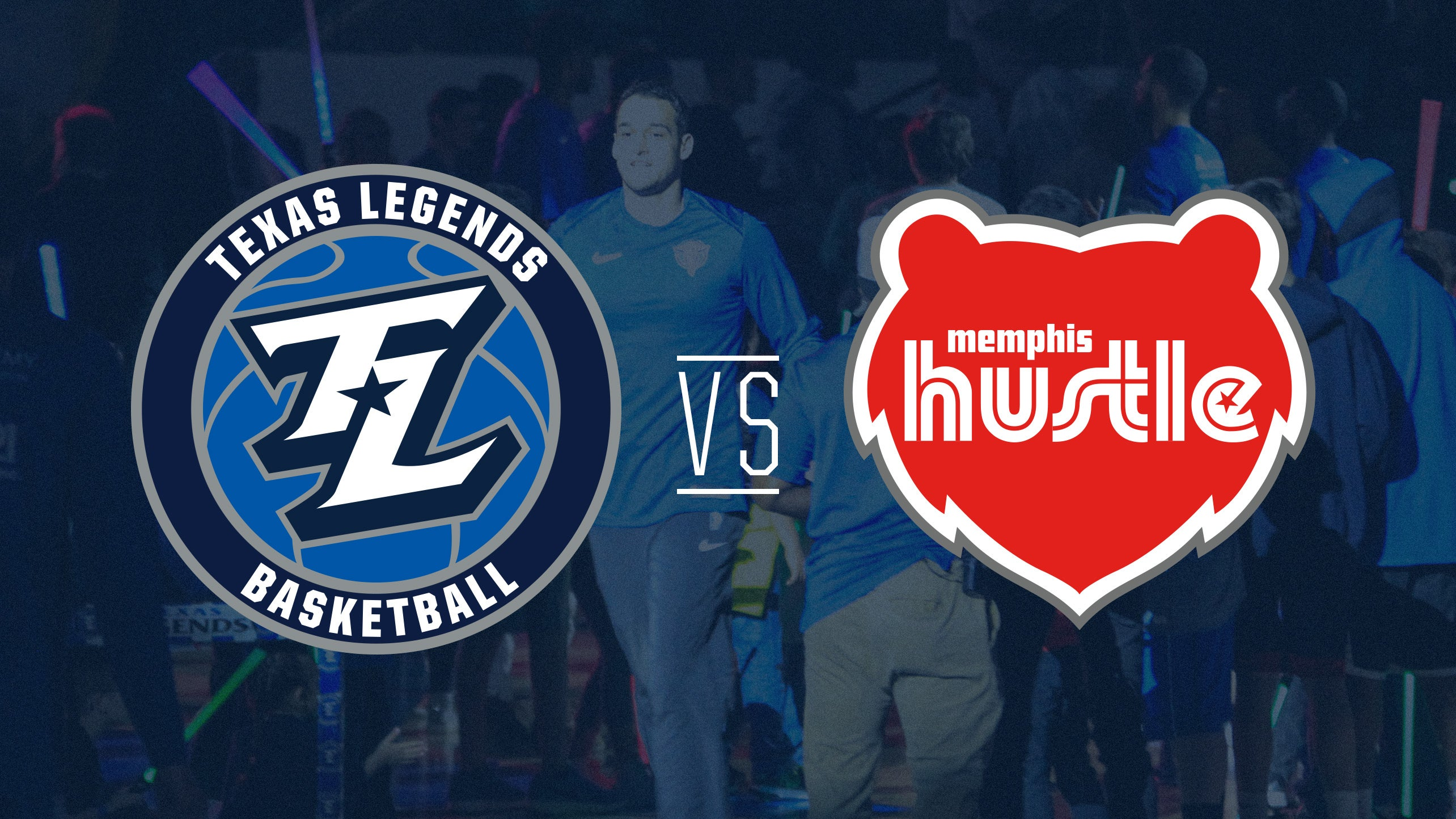 Texas Legends vs Memphis Hustle