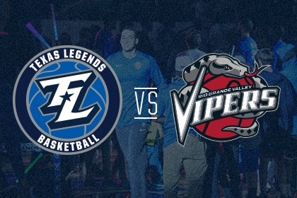 More Info for Texas Legends vs Rio Grande Valley Vipers