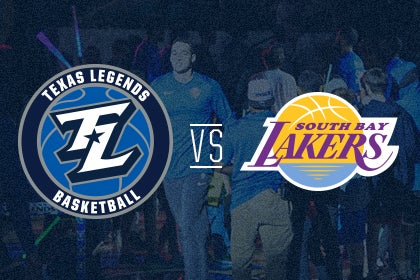 More Info for Texas Legends vs South Bay Lakers