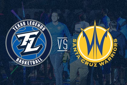More Info for Texas Legends vs Santa Cruz Warriors