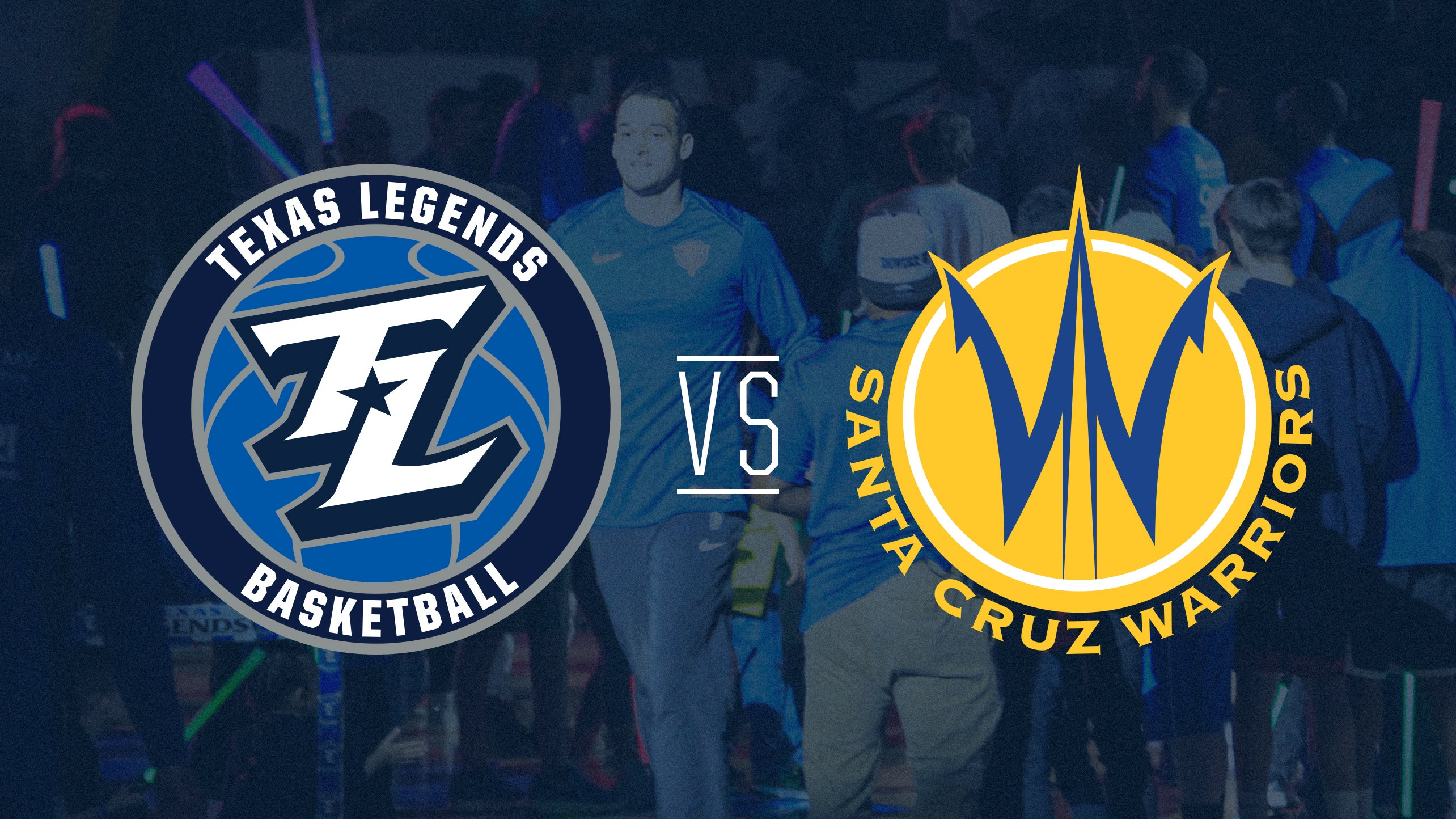 Texas Legends vs Santa Cruz Warriors