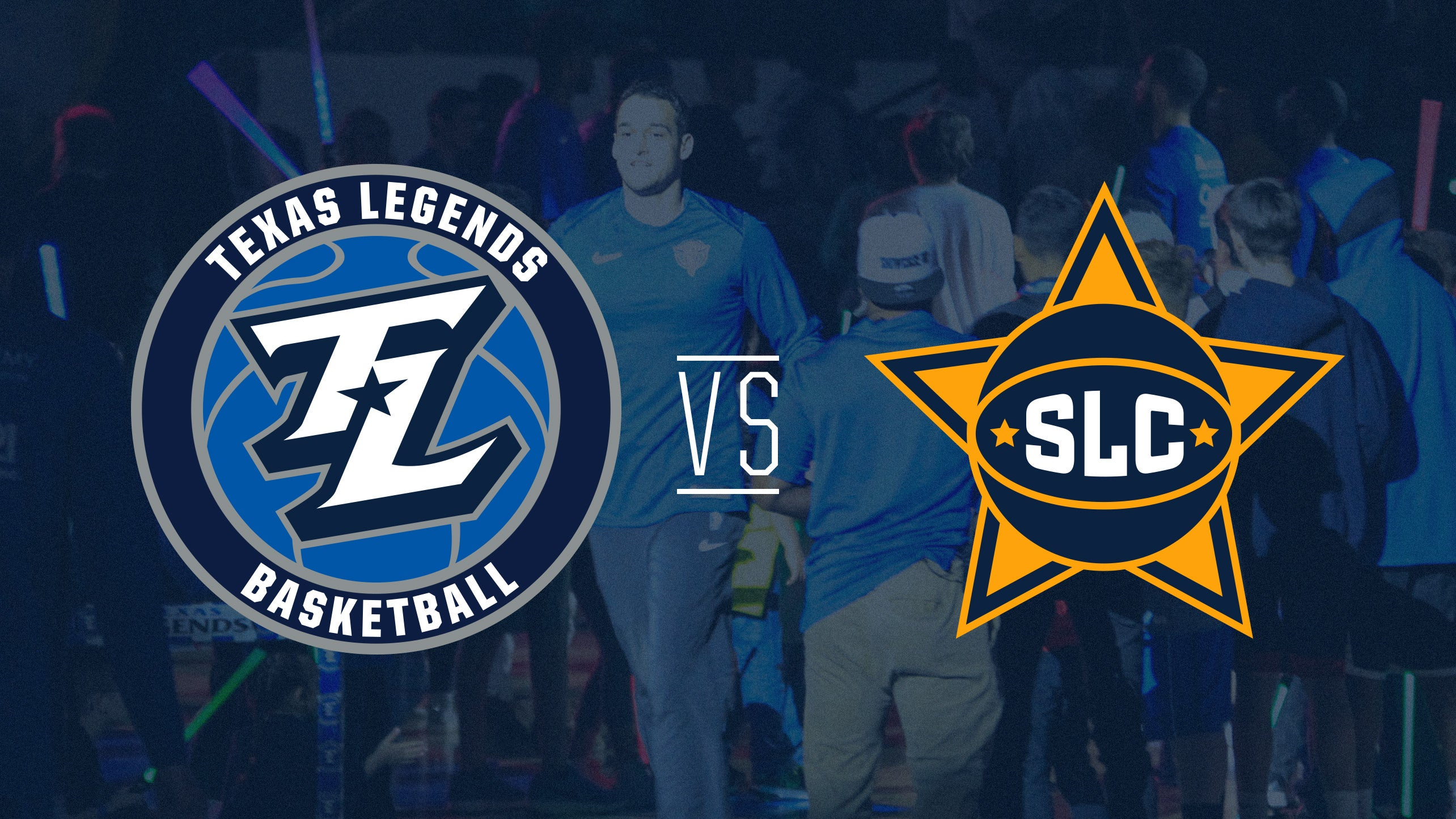 Texas Legends vs Salt Lake City Stars