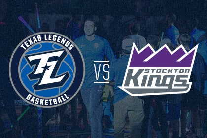 More Info for Texas Legends vs Stockton Kings